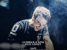 My remix of SAFE by Cuebrick, Apek feat Linney is out now.